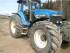 Трактор New Halland 8970 на запчасти