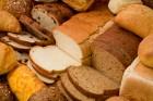 Черствый хлеб и кондитерские изделия