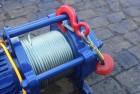 Ћебедки электрические от 300 кг, 220 и 380¬
