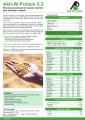 Cоєвий протеїн Аkti-W Protein 5.3 і 5.0