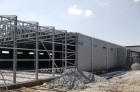 Ангар строительство от 550 грн за м.кв