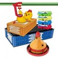 Ящики для перевозки живой птицы MINI PIEDMONT