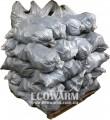Торфобрикеты для отопления в п/п мешках по 40 кг