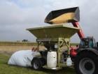 Послуги по закладці вологої кукурудзи (корнаж) в полімерні рукава