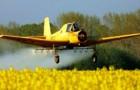 десикация подсолнуха кукурузы авиацией самоходным опрыскивателем