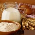 Cухі молочні продукти
