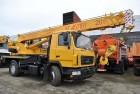 Новый автокран КС-4571ВY-С-02 Машека 20 тонн