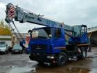 Новый автокран КС-3579-С-02 Машека 15 тонн на шасси МАЗ-5340