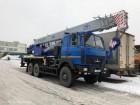 Новый автокран КС-55727F-12 Машека 25 т на полноприводном шасси МАЗ