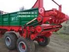 Разбрасыватель органических удобрений ПТР-7