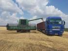 Надання послуг по збору врожаю та перевезення сільхозпродукції
