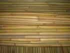 Ѕамбук, бамбуковые опоры