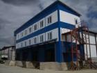 Строительство складов, ангаров и логистических комплексов
