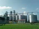 Строительство элеваторов и зернохранилищ