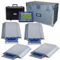 Весы автомобильные подкладные для полевых условий Intercomp - Превью изображения 3