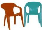 Пластиковые стулья, мебель