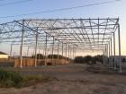Строительство зернохранилищ, ангаров, навесов для техники.