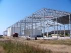 Ангары, склады, зернохранилище.
