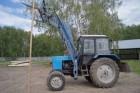 Продам трактор с куном Белорус МТЗ 82.1 (2007г выпуска)