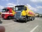 Перевозка дизельного топлива и бензина