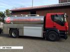 продажа молоковоза на шасси Iveco и шасси заказчика