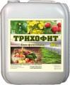 Трихофит-биопрепарат защиты от грибковых болезней растений