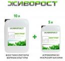 Комплекс биостимуляторов для теплиц Живорост