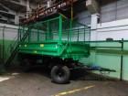 Прицеп тракторный самосвальный ПСТ-6