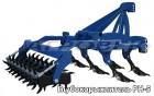 √лубокорыхлитель навесной с катком –Ќ-5-3,2 метра