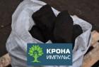 Торфобрикет в 40 кг мешках