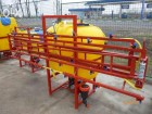 Опрыскиватель Wirax 400 л./12 м. Опрыскиватель навесной штанговый (пол