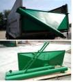 Загрузчики сеялок ЗС30 ЗС40 ЗС50 - протравливатели зерномёты
