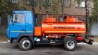 Новый топливозаправщик АТЗ-5 на шасси МАЗ