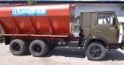 Бункер ЗСК-Ф-15 установлен на КАМАЗ-5320