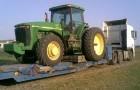 услуги по перевозке комбайнов тракторов по Украине и с ЕС