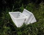 Ковши норийные пластиковые (полимерные): 110мм. - 390 мм.