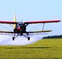 Малая авиация для внесения гербицидов