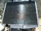Радиатор водяного охлаждение Урал-4320 (Под Камазовский двигатель)