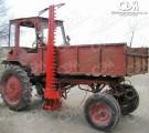 Косарка тракторна пальцева КТП 1.8 на Т-16