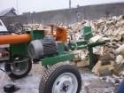 »зготавливаем гидравлические дровоколы