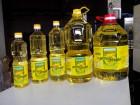 –афинированое подсолнечное масло