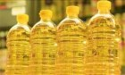Масло раф. дез. бутылированное на экспорт