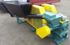 Wektor - пресс для брикетирования и пелетирования отходов.