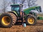 Діагностика і ремонт трактора  John Deere