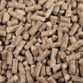 Пивная дробина в гранулах