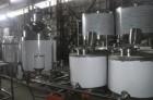 Мини линии по переработке молока от 100 до 4000литров