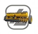 Сеялка зерновая Planter 3.6-01 (СЗ-3.6-01) узкорядная