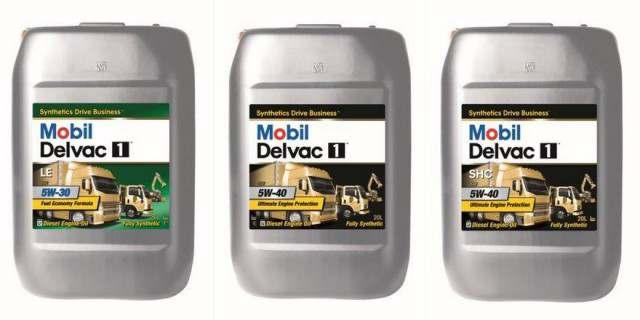 Моторные масла Mobil Delvac™ - Изображение 2
