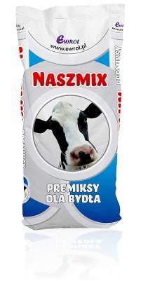 Премикс для коров Нашмикс КМ - Изображение 1