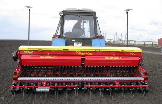 Продам зернову механічну сівалку Grano 600F/48, Matermacc - Изображение 2